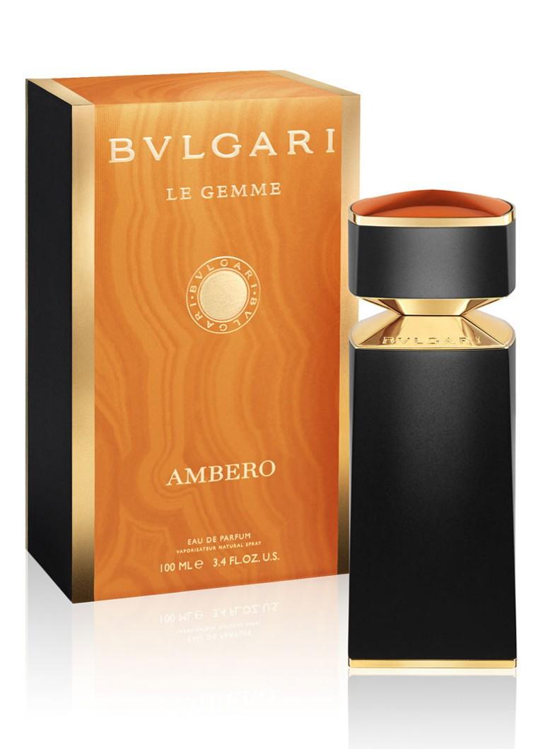 Bvlgari Le Gemme Men Ambero Eau de Parfum