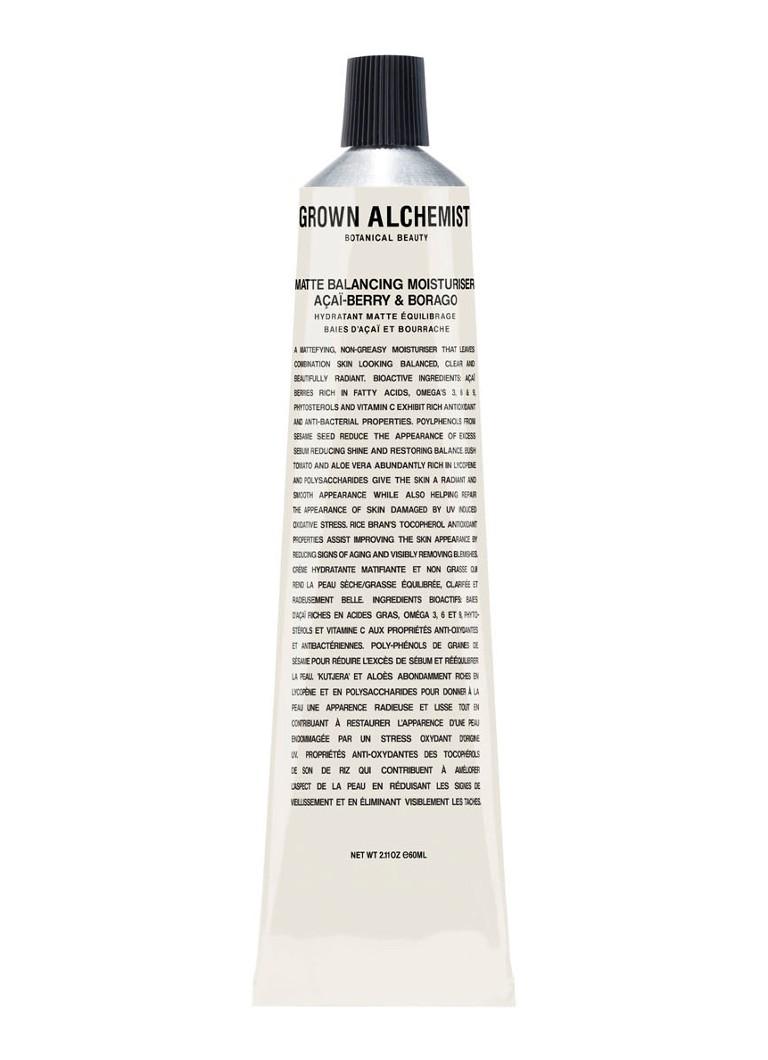 Grown Alchemist Acai-Berry  and  Borago Matte Balancing Moisturiser matterende 24-
