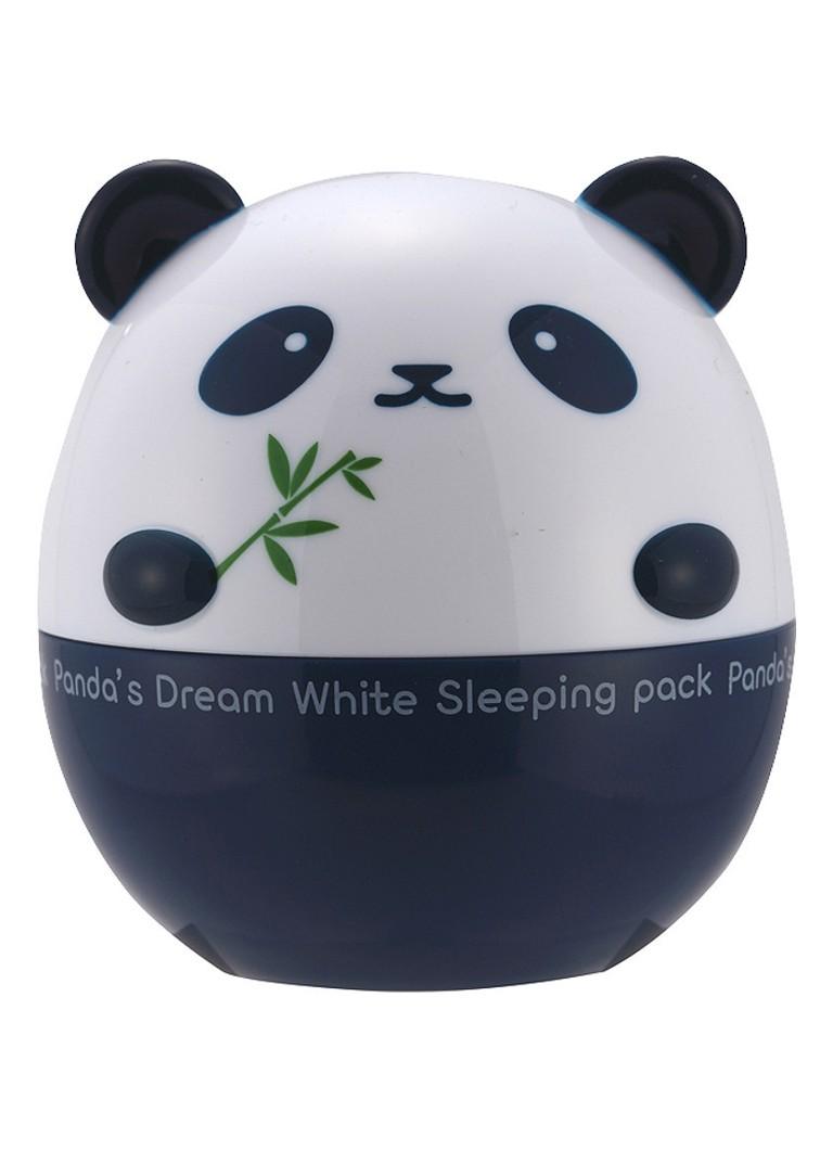 Tonymoly Panda's Dream White Sleeping Pack - nachtmasker