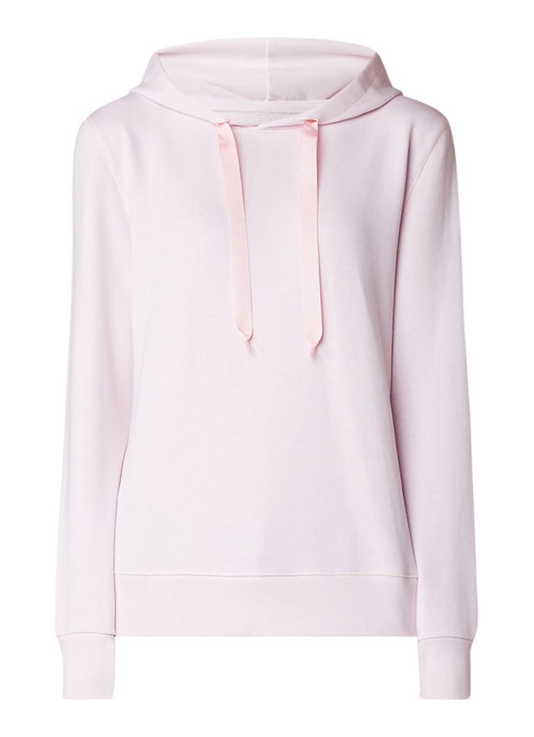 Another-Label Jones hoodie met lint
