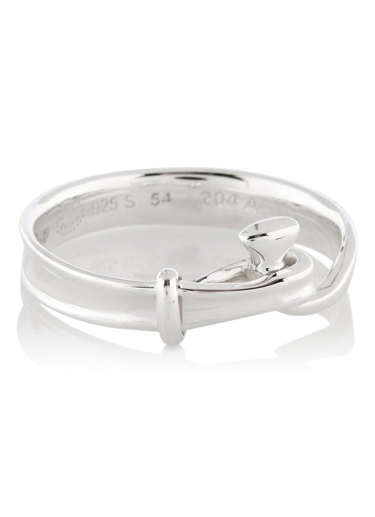 Sieraden Georg Jensen Torun ring van zilver 204A Zilver
