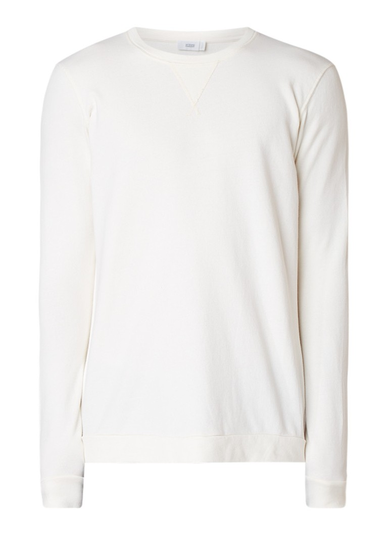 Closed Crew neck sweater met ronde hals