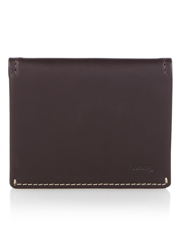 Bellroy Slim Sleeve portemonnee van leer