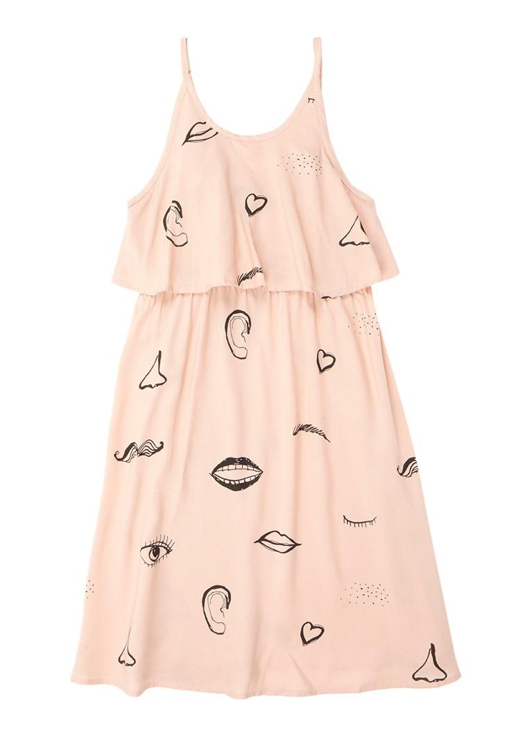 Soft Gallery Marisol Alijn jurk