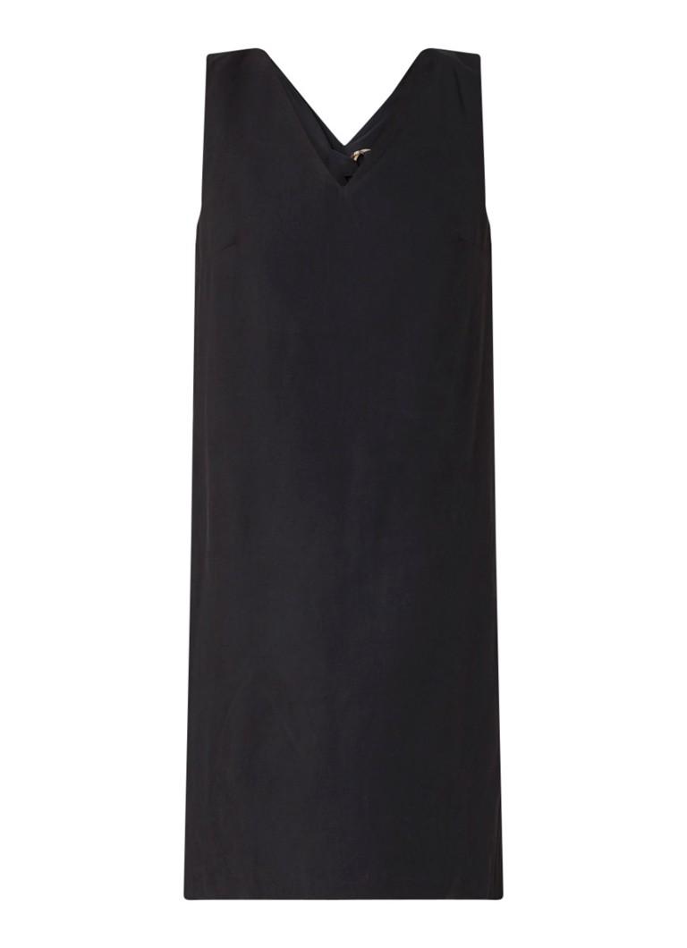 Mango Tika mouwloze mini-jurk zwart