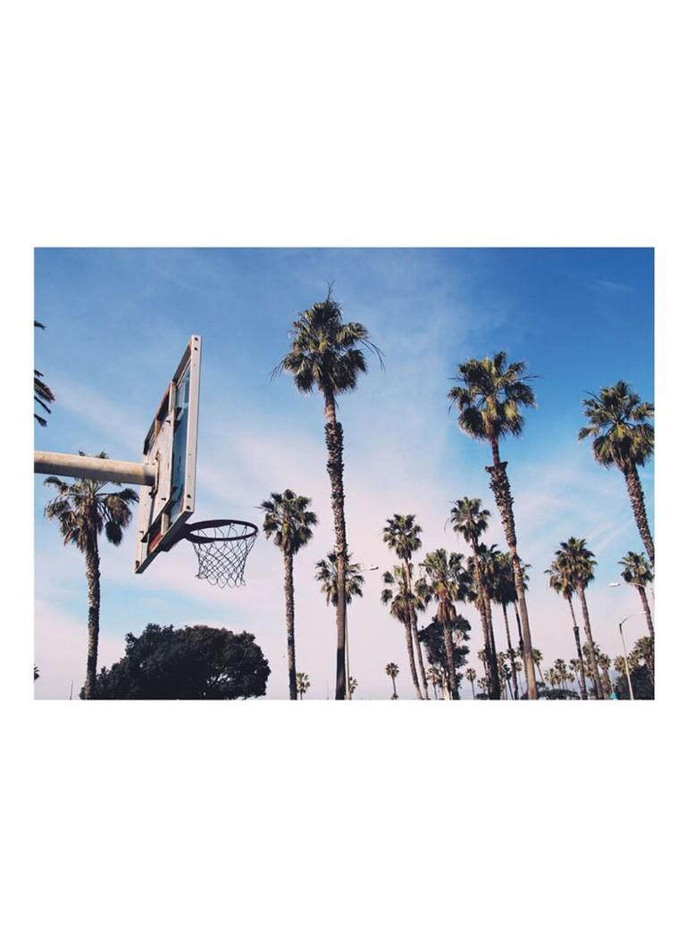Paper Collective Basketballcities print 30 x 40 cm