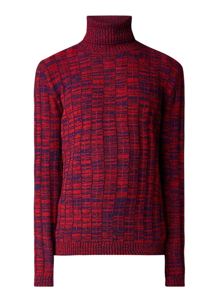 Gucci Kabeltrui van wol met gemêleerd dessin
