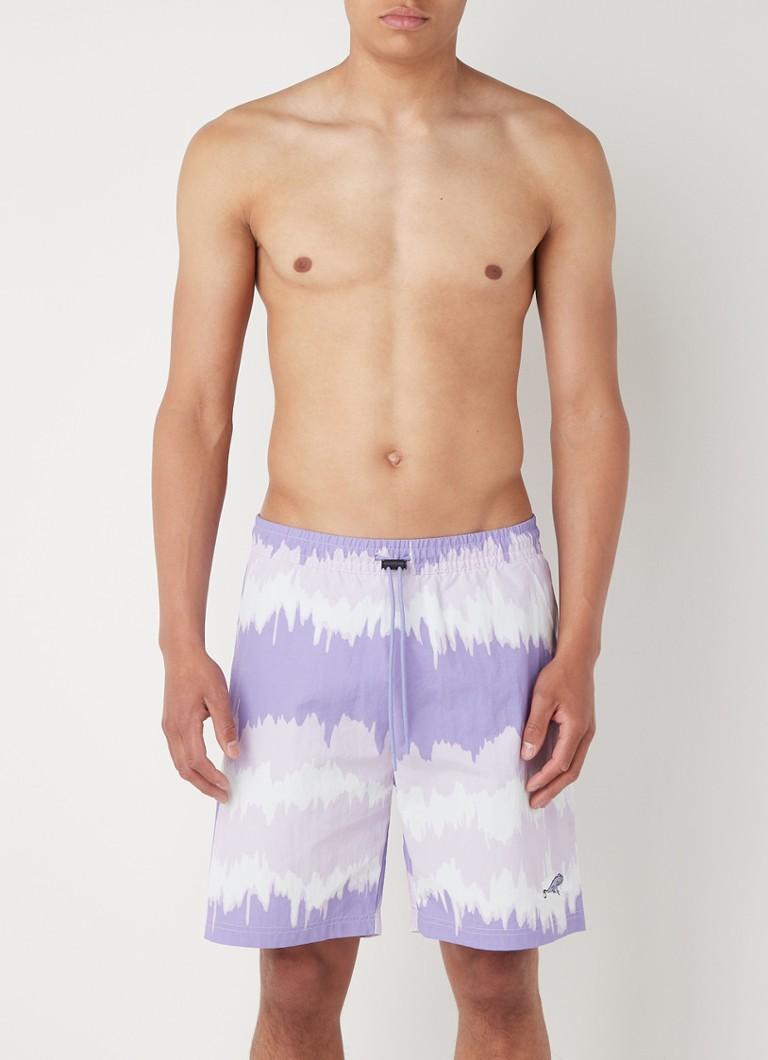 adidas Zwemshorts met steekzakken en print