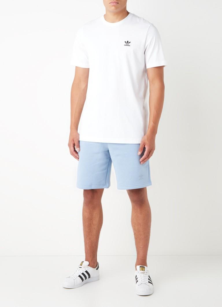 adidas Loose fit korte joggingbroek met logo