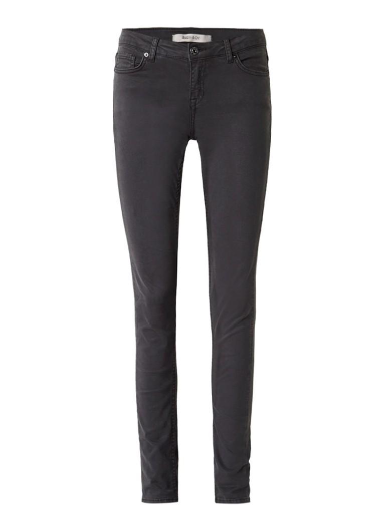 Sissy-Boy Brosso mid rise skinny jeans met gekleurde wassing