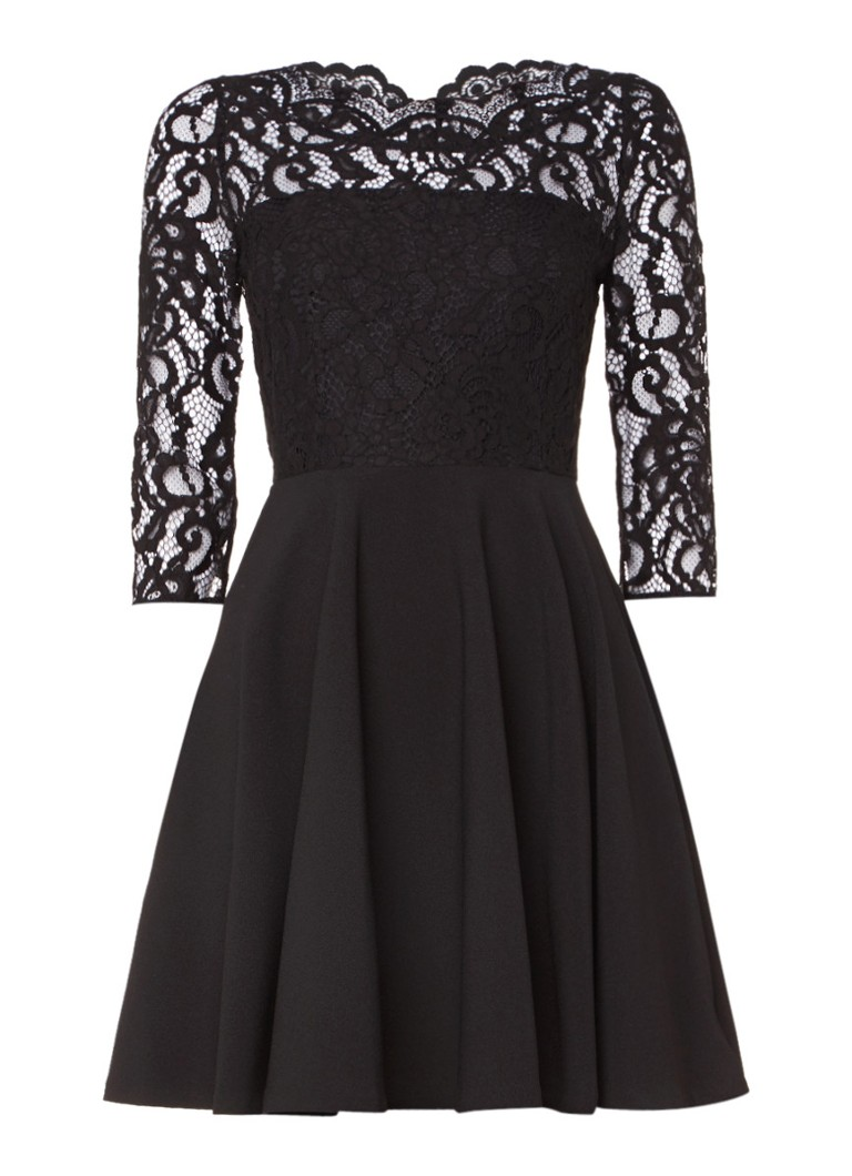 Claudie Pierlot Rhodes Alijn jurk