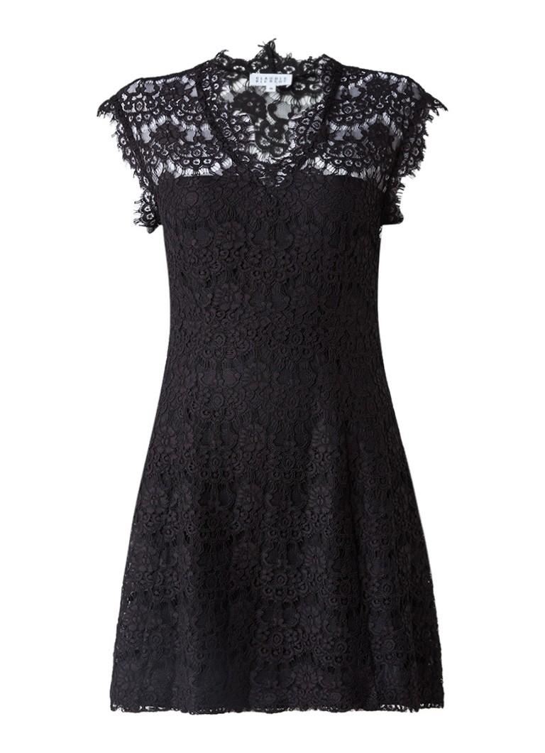 Claudie Pierlot Reset jurk van kant