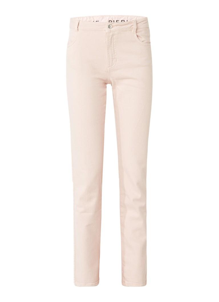 Claudie Pierlot Pam slim fit jeans in gekleurde wassing
