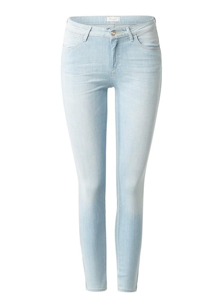 Wrangler Body Bespoke mid rise cropped skinny jeans