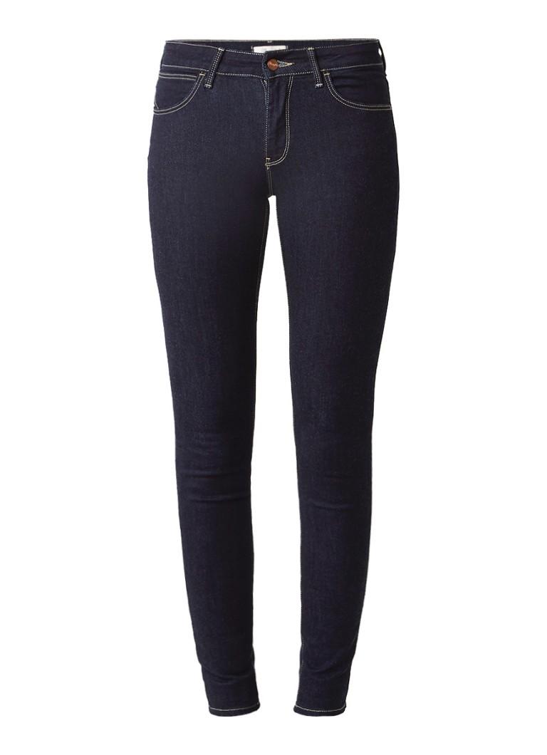 Wrangler Body Bespoke high rise rinsed skinny jeans