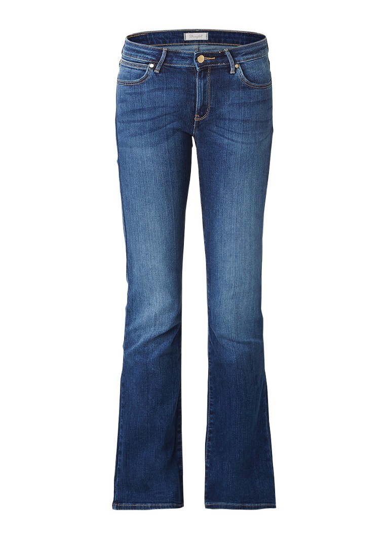 Wrangler Body Bespoke mid rise bootcut jeans