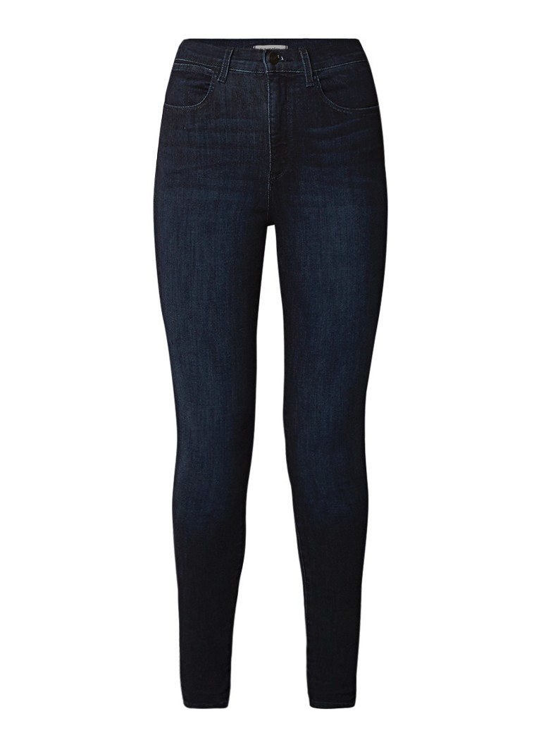 Wrangler Body Bespoke super high rise skinny fit jeans met stretch
