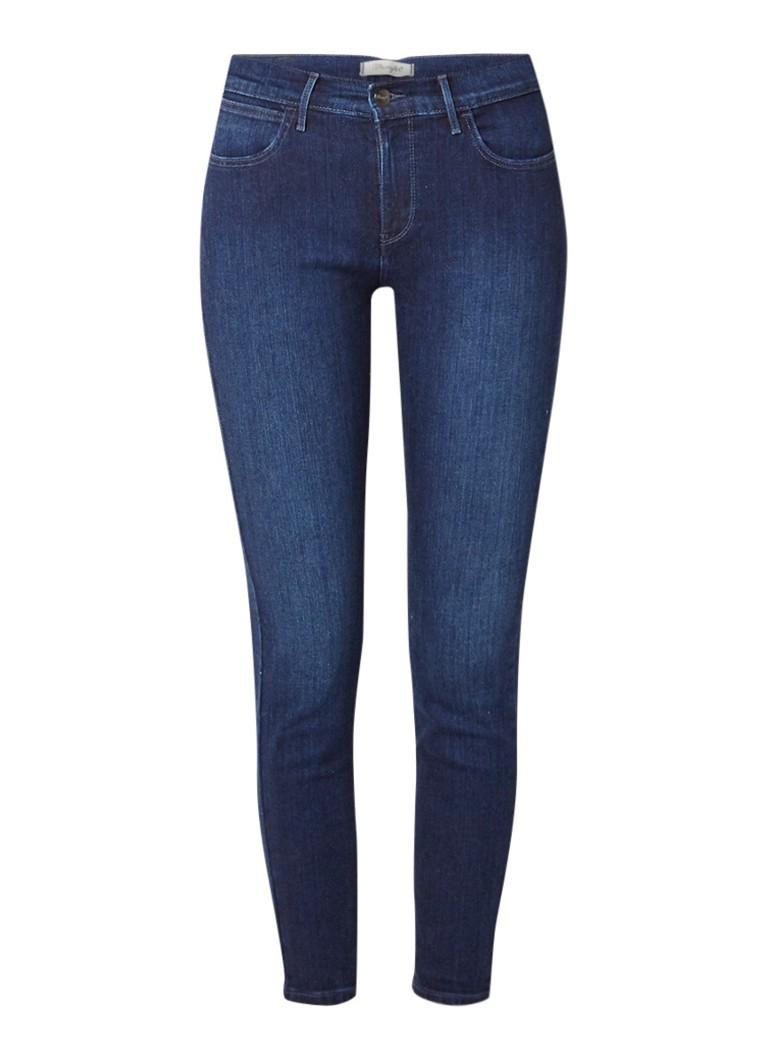 Wrangler High rise skinny jeans met stretch