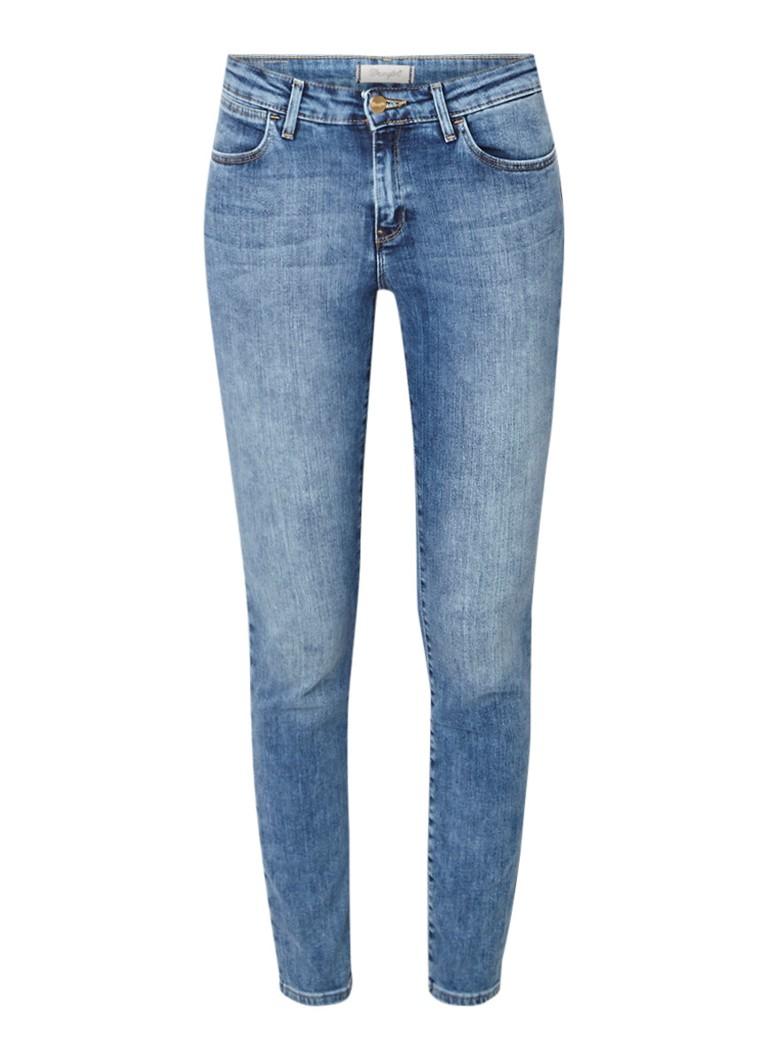 Wrangler Mid rise skinny fit jeans