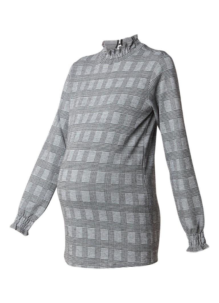 Noppies Karina fijngebreide pullover met gesmockt detail