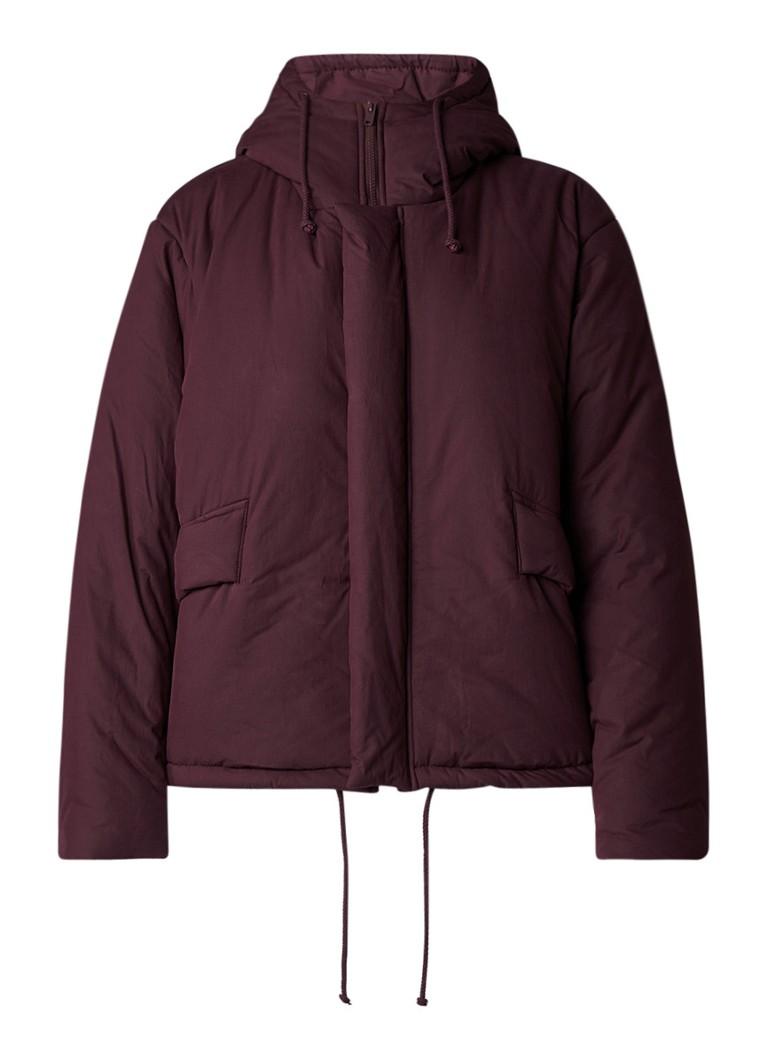Yeezy Oversized puffer jacket
