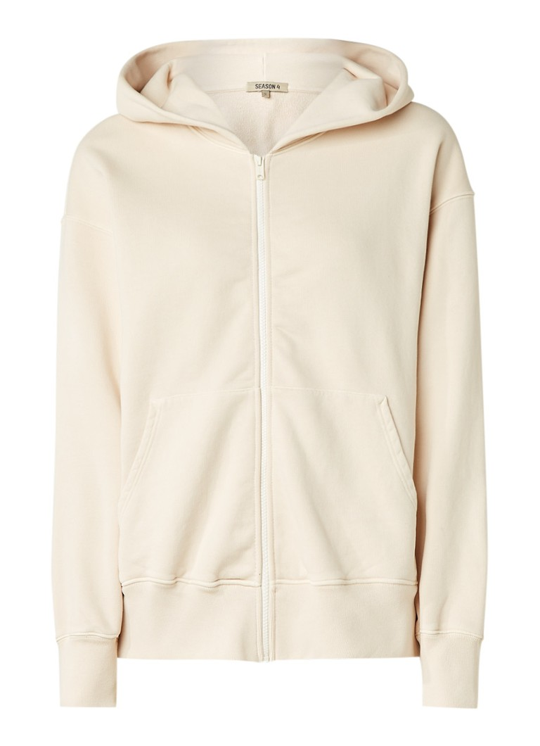 Yeezy Season 4 oversized hoodie