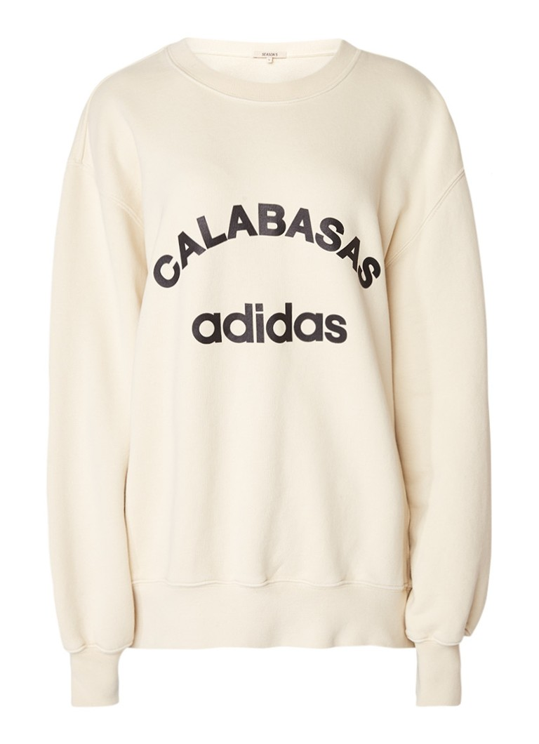 Yeezy Calabasas oversized sweater