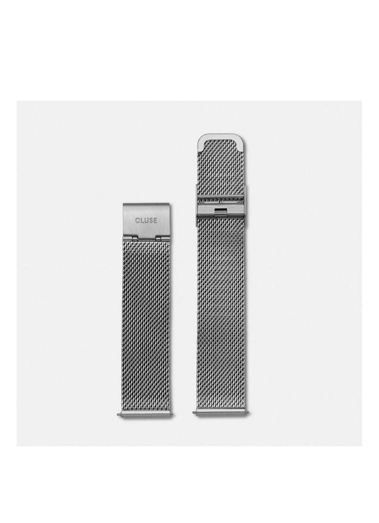 CLUSE Horlogeband La Bohème van mesh CLS045