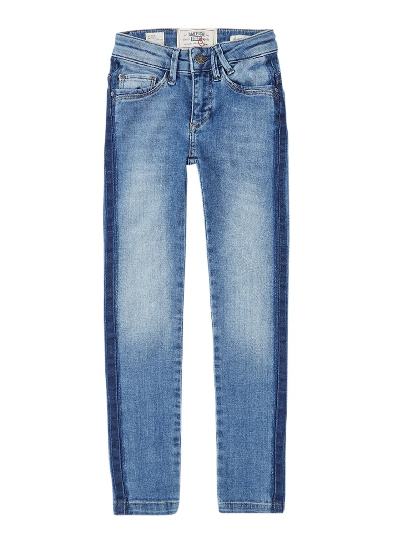 America Today Emily Shadow Jr super slim fit jeans