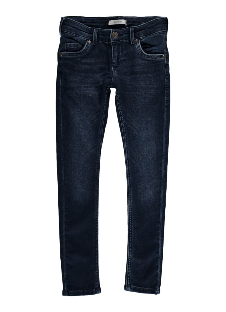 Sissy-Boy Wilse skinny fit jeans met medium wassing