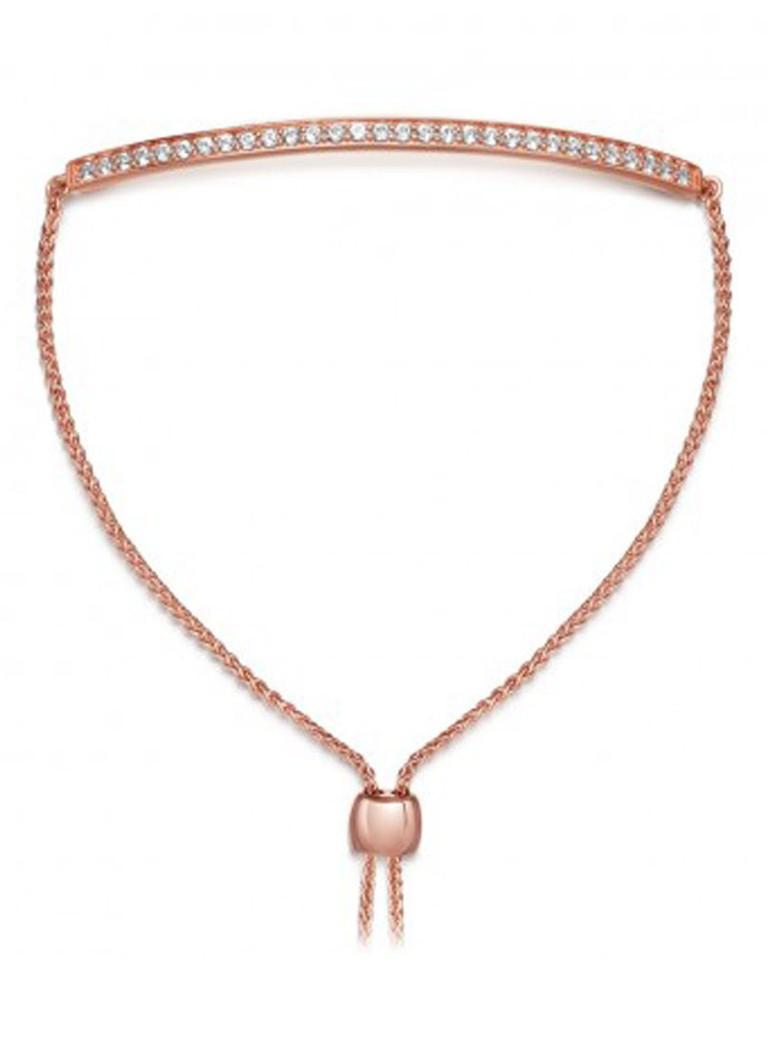 Astley Clarke Kula Eternity armband van 18k rosegoud 42007RNOBOS