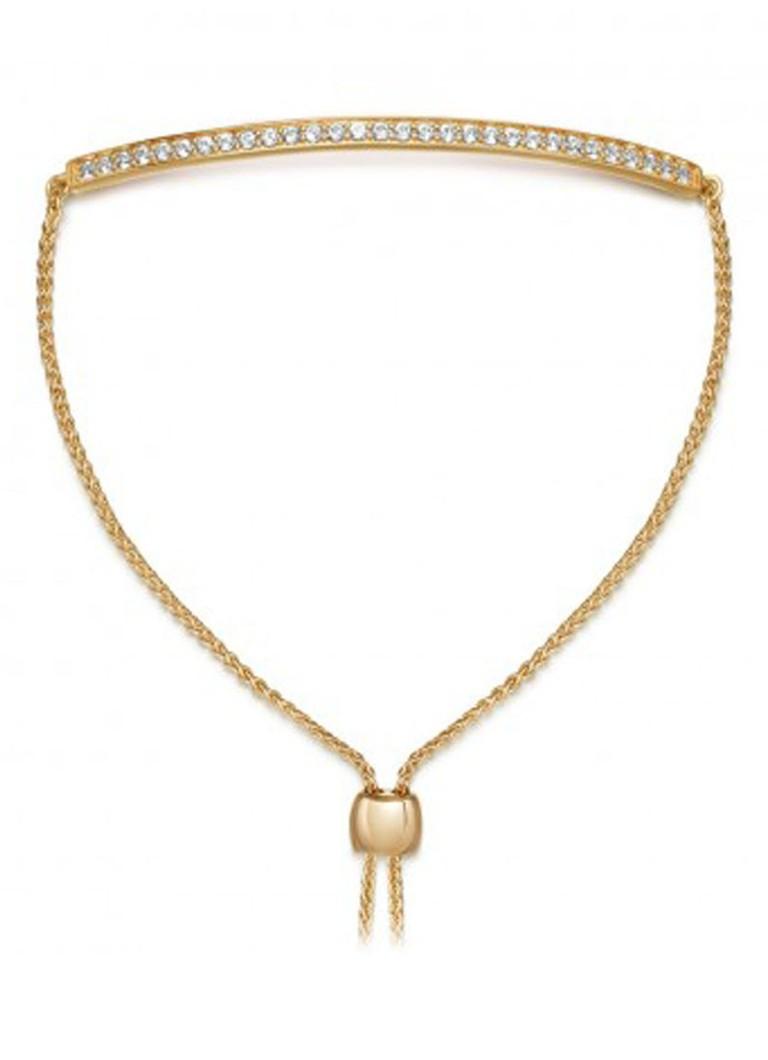 Astley Clarke Kula Eternity armband van 18k geelgoud 42007YNOBOS