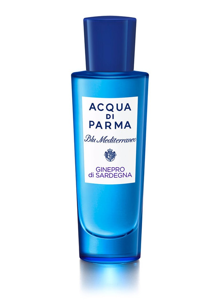 Acqua di Parma Blu Mediterraneo Ginepro di Sardegna Eau de Toilette