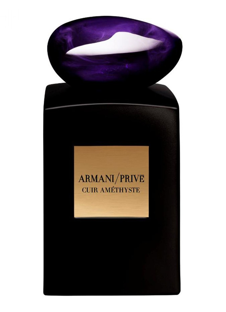 Image of Giorgio Armani Beauty Armani Privé - Cuir Améthyste Eau de Parfum