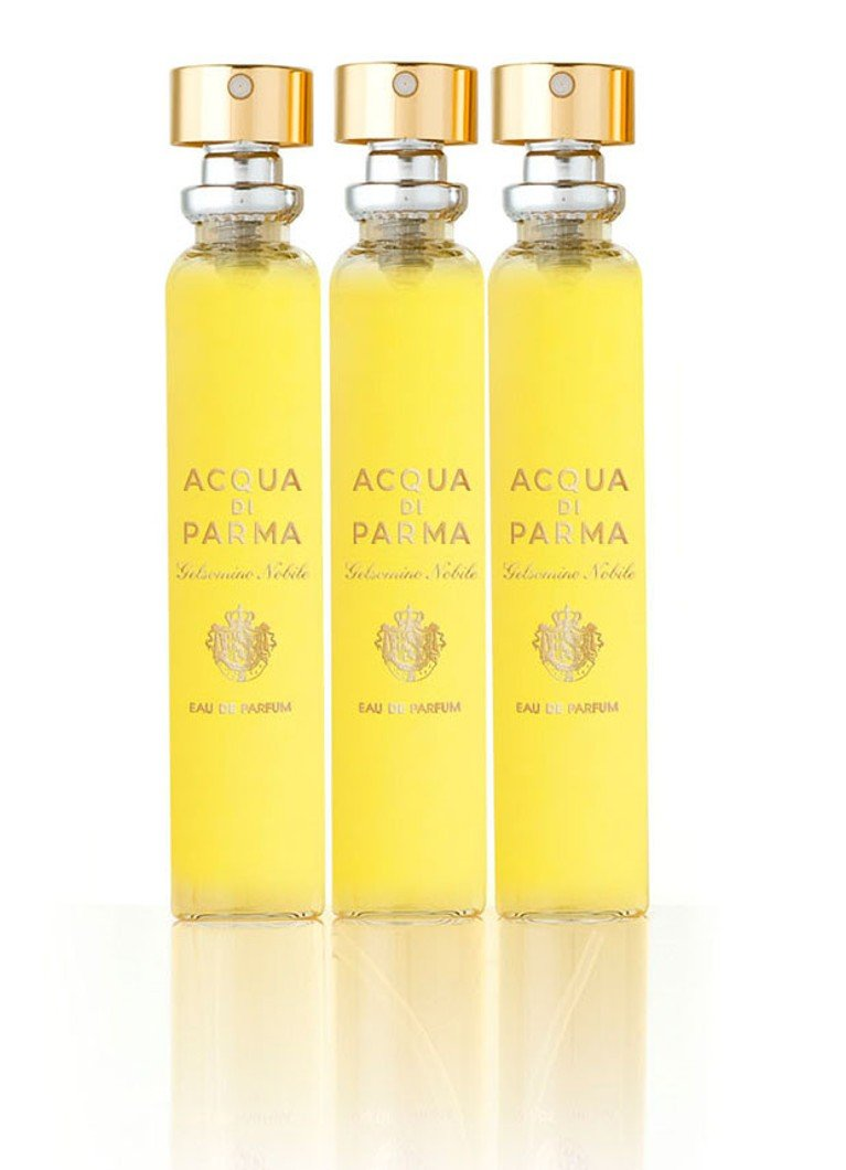 Acqua di Parma Gelsomino Nobile Leather Purse Spray Refills