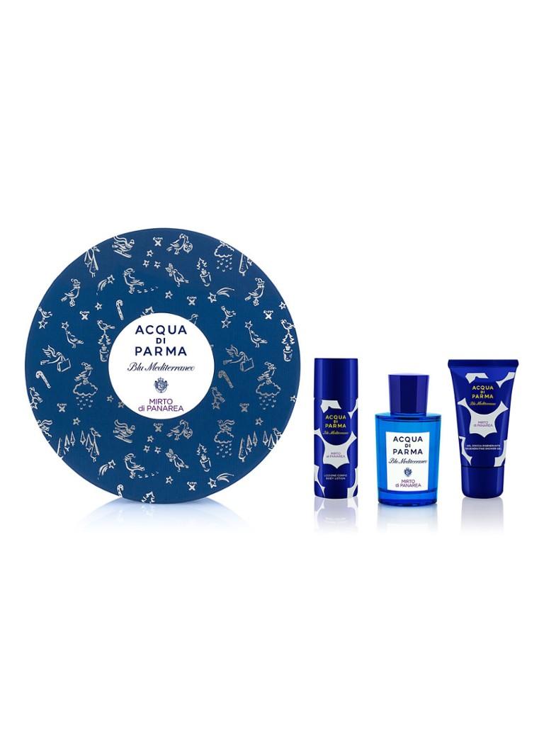 Acqua di Parma Blu Mediterraneo Mirto di Panarea X-Mas Set - parfumset
