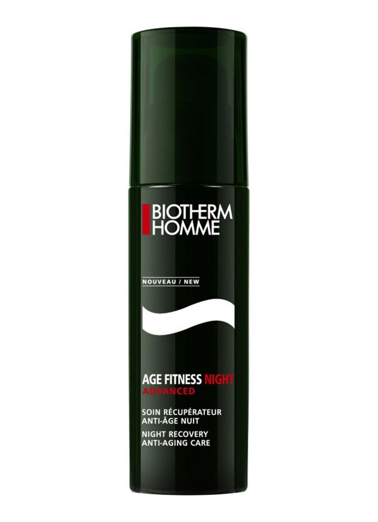 Biotherm Homme Age fitness Nuit