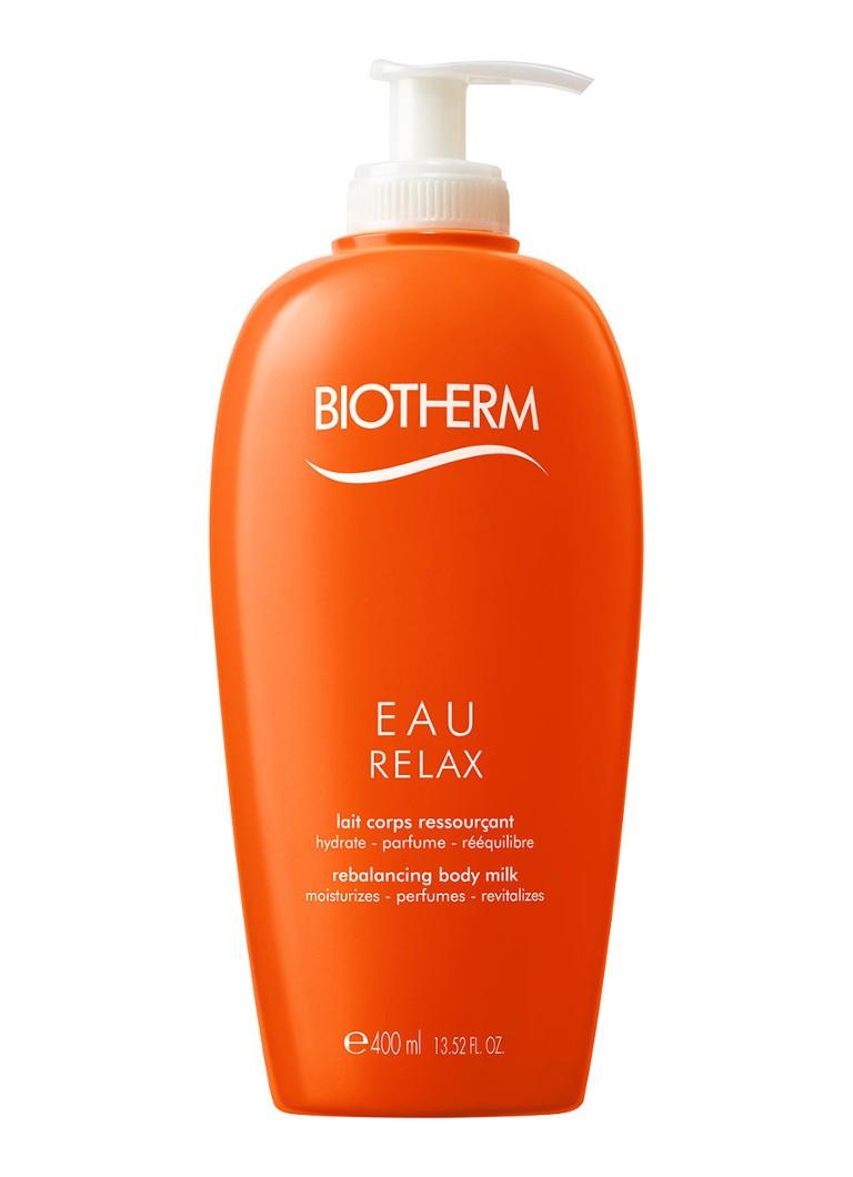 Biotherm Eau Relax Body Milk