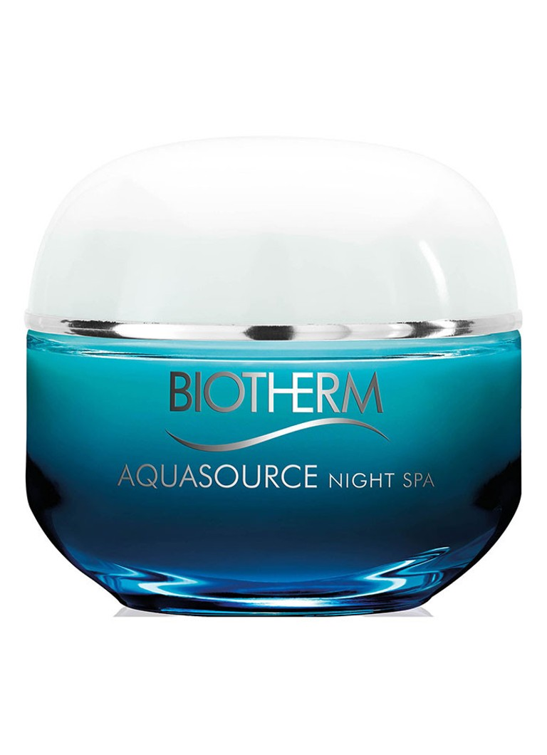 Biotherm Aquasource Night Spa - nachtcrème