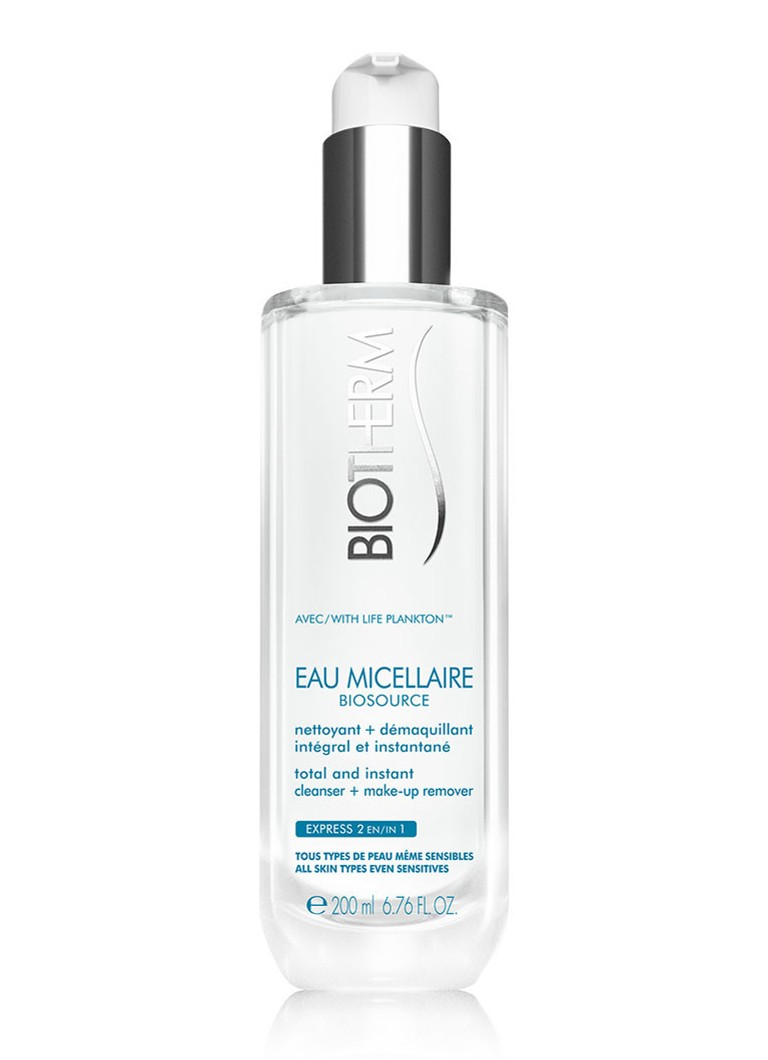 Biotherm Biosource Eau Micellaire - micellair reinigingswater
