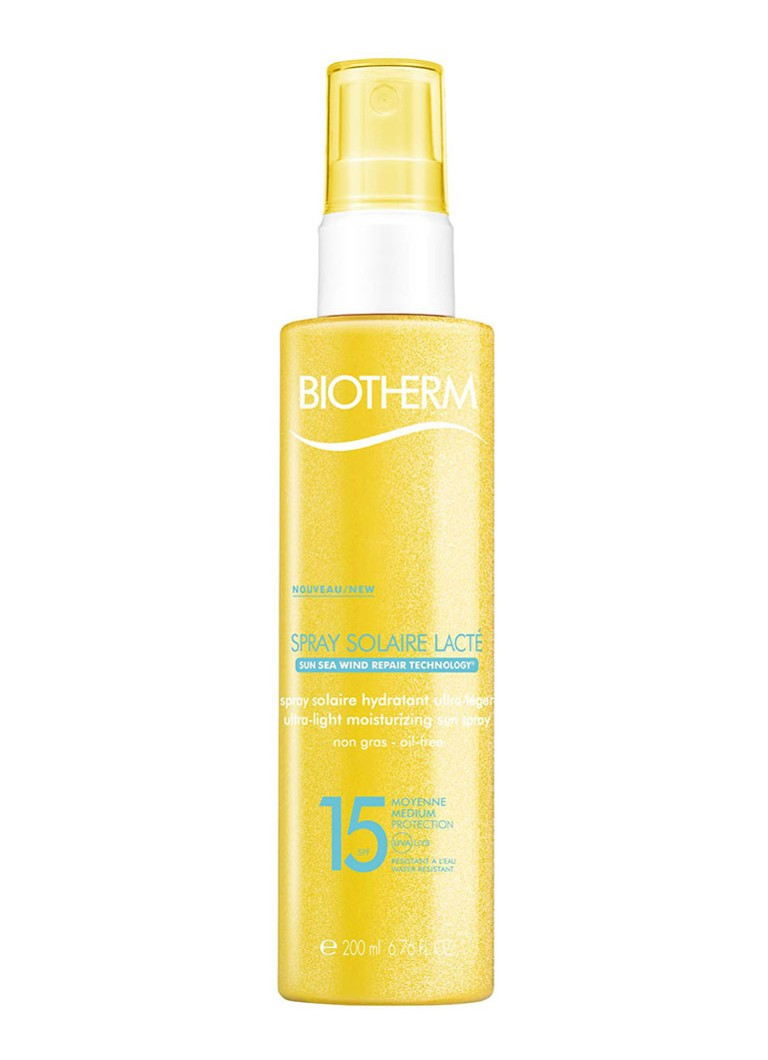 Biotherm Spray Solaire Lacté SPF15