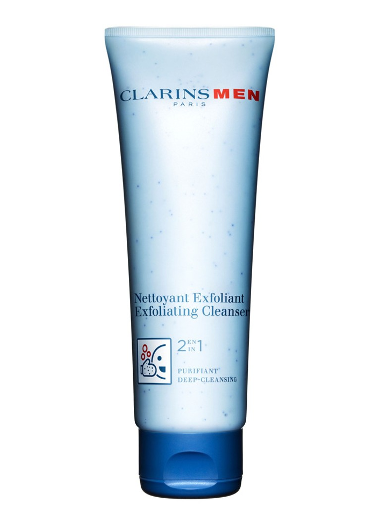 CLARINS Men Nettoyant Exfolia 125 ml