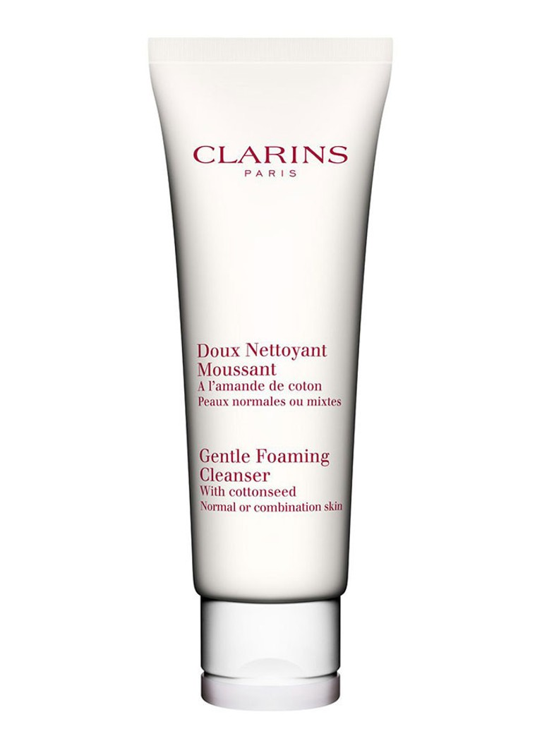 Clarins Doux Nettoyant Moussant (vette huid)