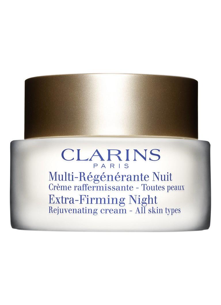 Clarins Multi-Régénérant Nuit Toutes Peaux