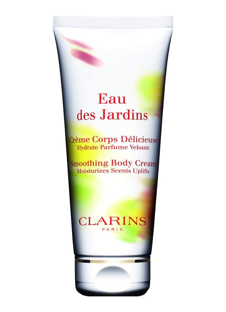 Clarins Eau Des Jardins Creme Corps