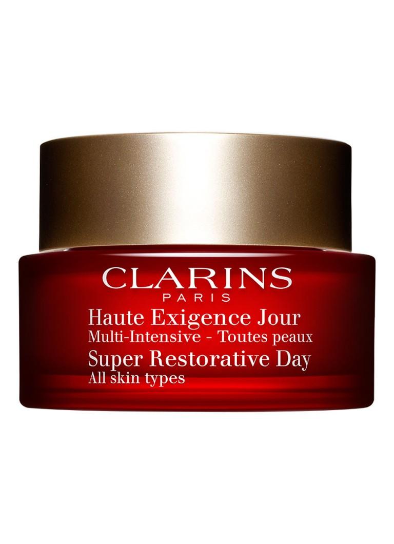 Image of Clarins Super Restorative Haute Exigence Jour alle huidtypes - dagcrème