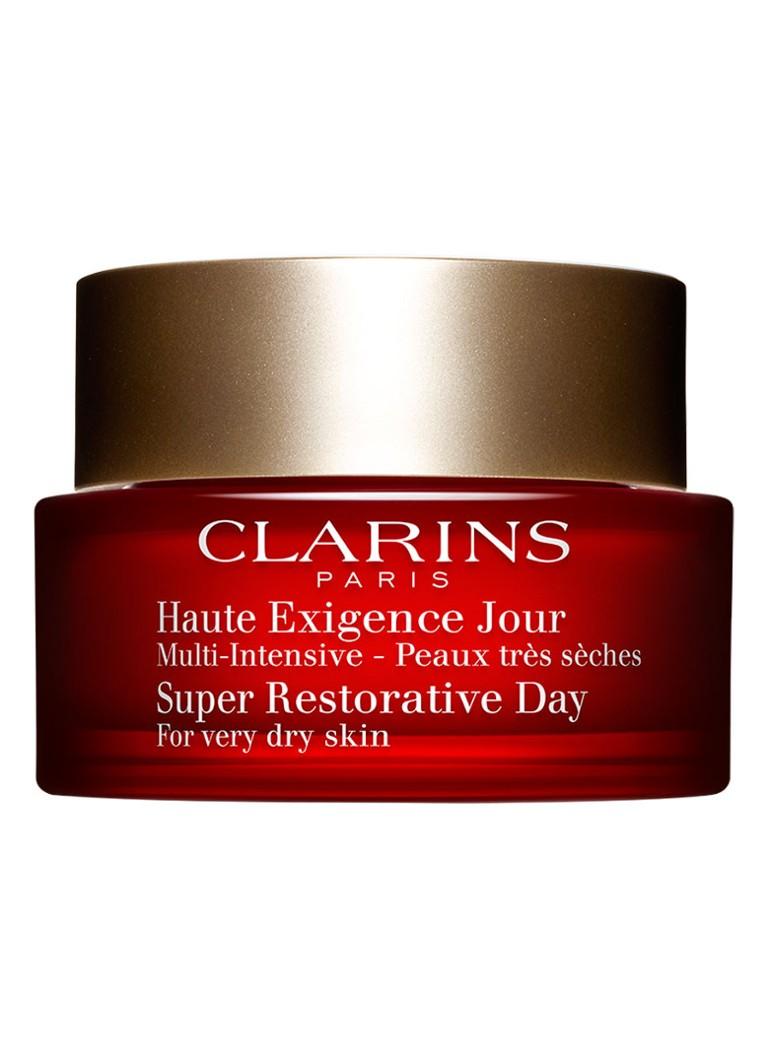 Clarins Haute Exigence Jour droge huid
