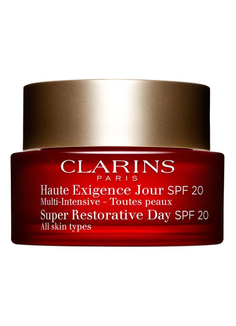 Image of Clarins Super Restorative Haute Exigence Jour SPF20 alle huidtypes - dagcrème