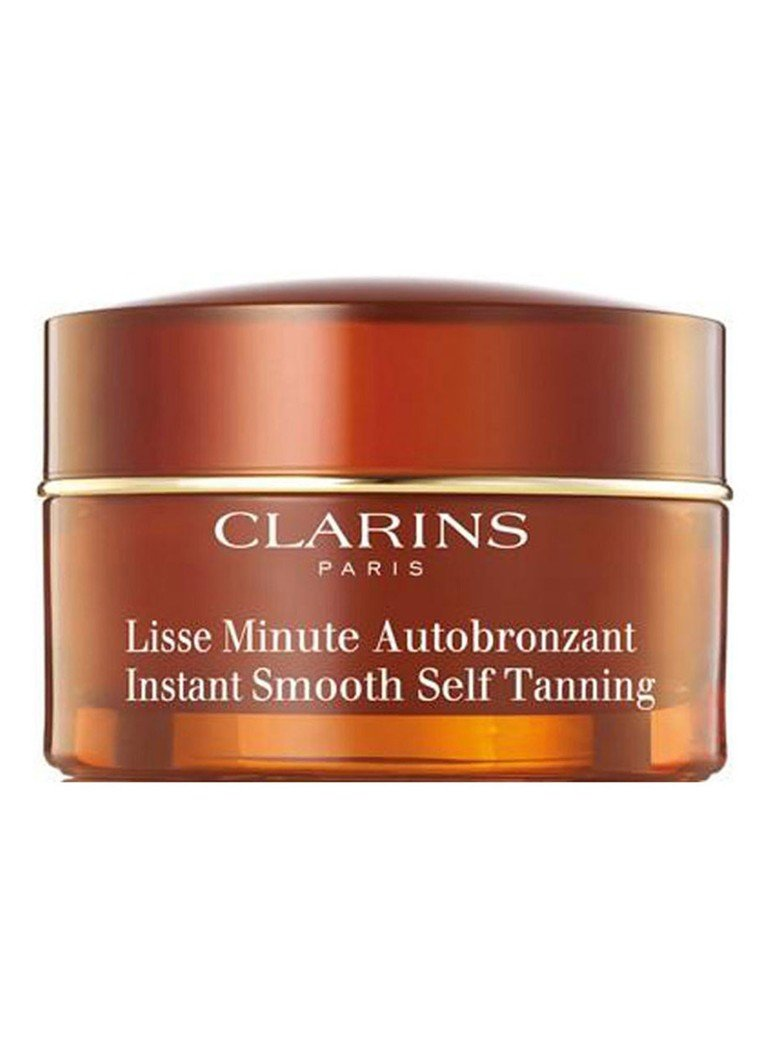 Clarins Lisse Minute Autobronzant