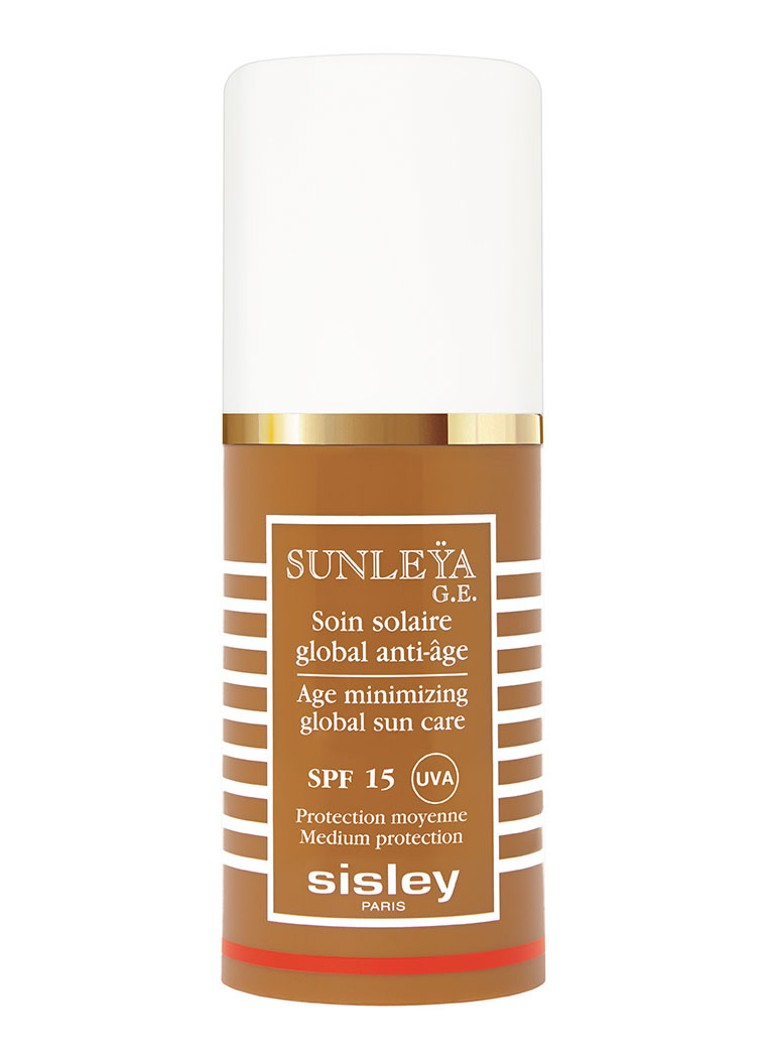 Sisley Sunleÿa G.E. Soin Solaire Global Anti-Âge SPF15 - zonnebrand